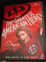 The Best of The Greatest American Hero DVD in Fort Riley, Kansas