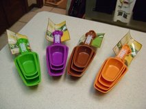 Measuring Scoops & Measuring Spoons All In One - 3 Purple Ones Left - NWT in Kingwood, Texas