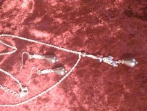 REDUCED!Set of fashion silver jewelry in Leesville, Louisiana