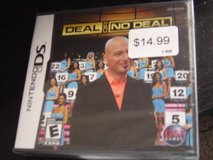 New Nintendo DS Deal or No Deal game in Fort Riley, Kansas